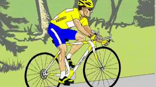 Lance Headstrong, a parody of Lance Armstrong. #5