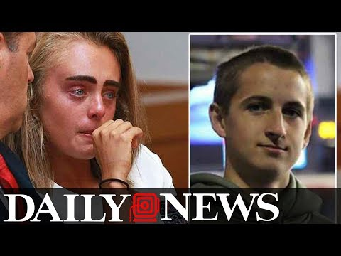 Michelle Carter sentenced to 2 1/2 years for suicide texts