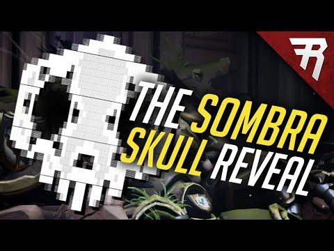 Overwatch Sombra Skull Reveal - ARG Hints (The full story!)