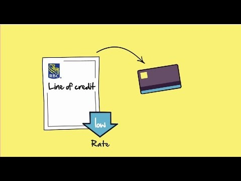 Why a line of credit?  Flexibility and Cash Flow!