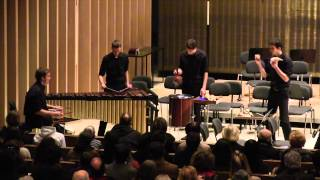 """ATTACCA Jugendorchester des Bayerischen Staatsorchesters """"Ghanaia"""" für Marimba Solo + Percussion"""