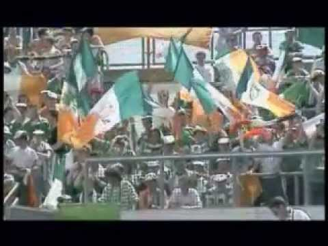 Euro '88, Group B: England 0 - 1 Ireland (Neckarstadion, Stuttgart; 12th of June, 1988)
