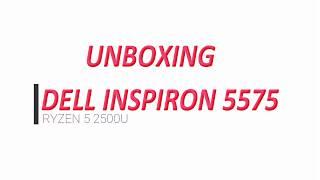 Dell inspiron 15 5575