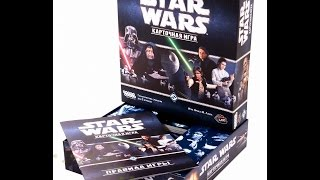 Открываем фишки Star Wars (ПО АКЦИИ В МАГАЗИНЕ МАГНИТ)