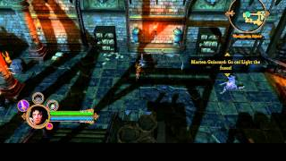 Dungeon Siege 3 Demo - Showered in Loot (pt1)