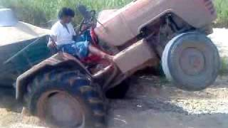 Typical Indian Driver
