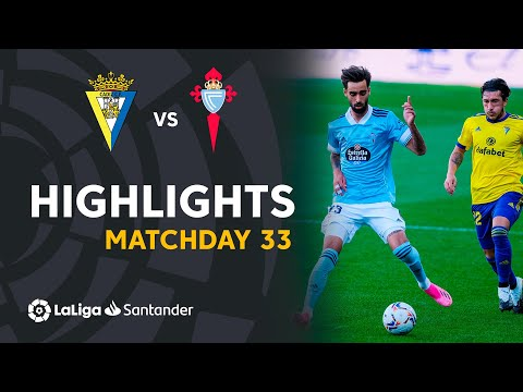 Cadiz Celta Vigo Goals And Highlights