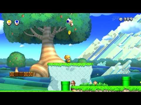 New Super Mario Bros U - Vídeo Análisis 3DJuegos