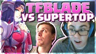 TFBlade | BATTLING THE SUPERTOP!!!!