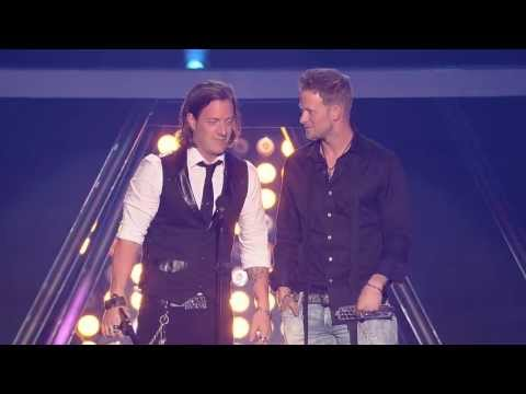 2013 CMT Music Awards - Florida Georgia Line wins Breakthrough Video of the Year