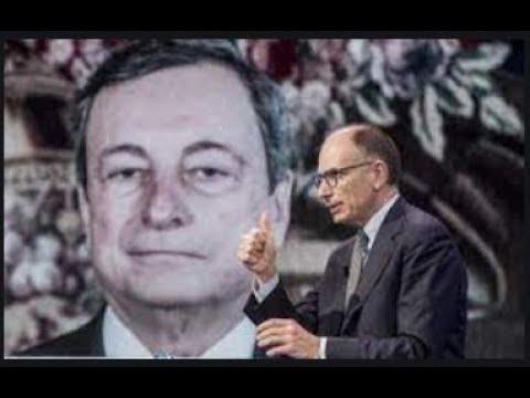 """Mario Draghi, """"insofferenza per le sparate di Enrico Letta"""": da Dagospia"""