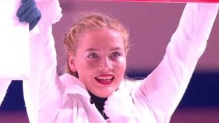 Figure Skating. Grand Prix Final. Open Ceremony. 08.12.2016(Фигурное катание. Финал Гран при. Церемония открытия. 08.12.2016., 2016-12-08T18:56:22.000Z)