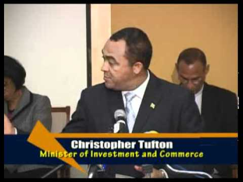Chris Tufton: Pay Attention To Market Intelligence | Business Content Jamaica