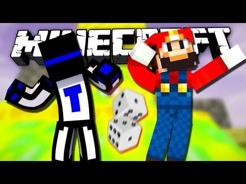 ВЕСЁЛЫЕ ИГРЫ С МАРИО! - (Minecraft Mario Party)
