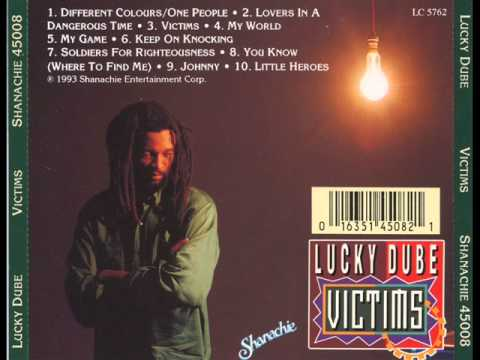 Lucky Dube - Victims
