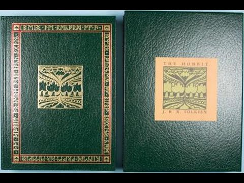 Unboxing: The Hobbit deluxe collectors edition