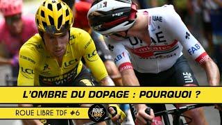 L'OMBRE DU DOPAGE SUR LE TOUR : POURQUOI ? Roue Libre Cyclisme TDF 7