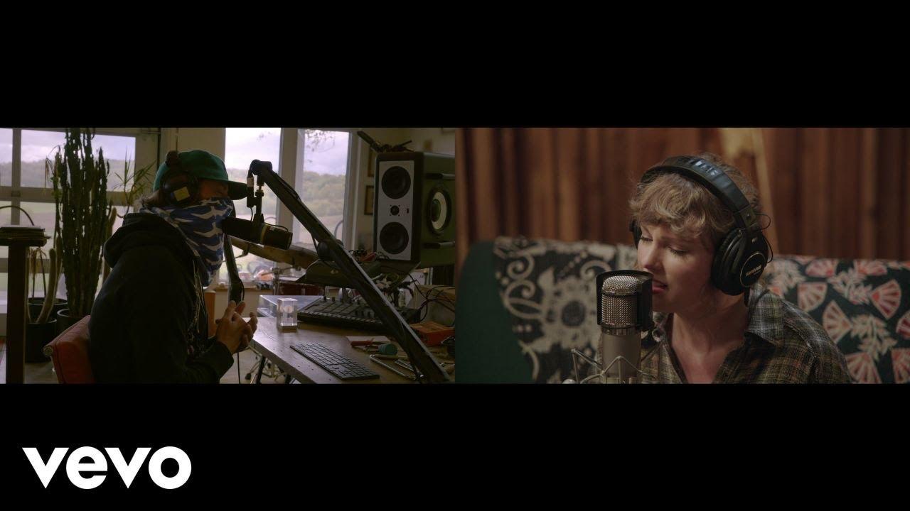 """Taylor Swift comparte por primera vez el video de """"Exile"""", canción nominada a los Grammy®"""