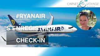 Ryanair check-in -Comment faire l'enregistrement en ligne gratuitement ?