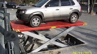 Автомобильный подъемник(, 2014-09-07T12:03:21.000Z)