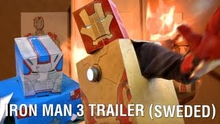 Iron Man 3 trailer - sweded Thumbnail