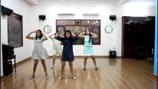 Kar Gayi Chul | Bollywood Dance Choreography for Kids @TONIQUE