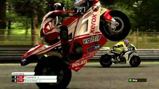 SBK X Superbike World Championship - Video (PC PS3 X360)