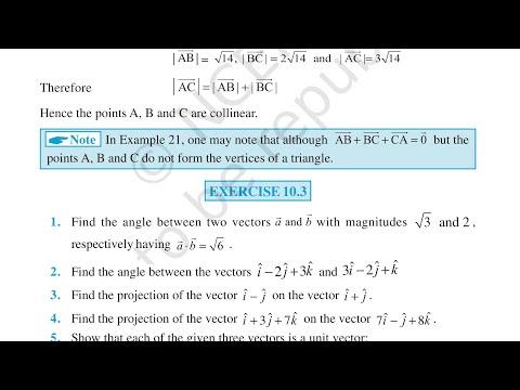 Exercise 10.3 class 12   10.3 class 12 maths thumbnail