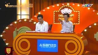 """Trường Giang Trấn Thành """"thích mê"""" với 1001 cách """"thả thính"""" bá đạo ở Thách Thức Danh Hài   Hài TV"""