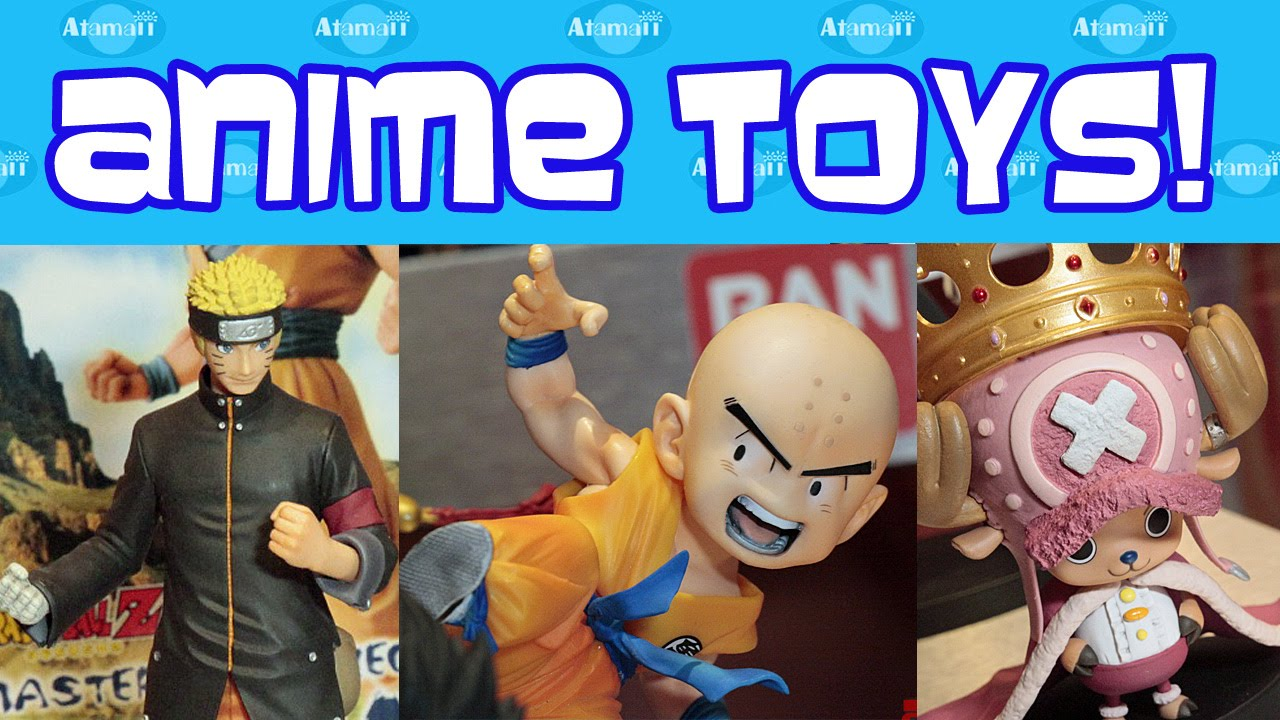 Japanese Toy Companies : Japanese anime toys which are best youtube