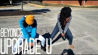 Beyonce-Upgrade U Choreography by: Willdabeast | Alisa Gregory