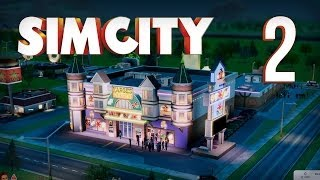 Let's Play SimCity - Part 2 - Gambling House ★ SimCity 5 / SimCity 2013 Gameplay Playthrough