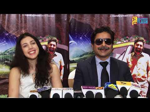 Hawa Badle Hassu Weberies Star Cast Exclusive Interview - Sony Liv
