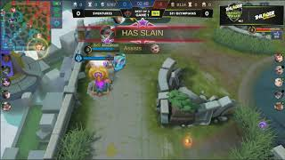 Day 1 STI VS Sventures |Game 1 and 2 Best of 3 Match Semis | Mobile Legends|Thunder Esports Tour Gra
