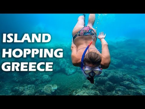 Island Hopping Greece - S4:E21
