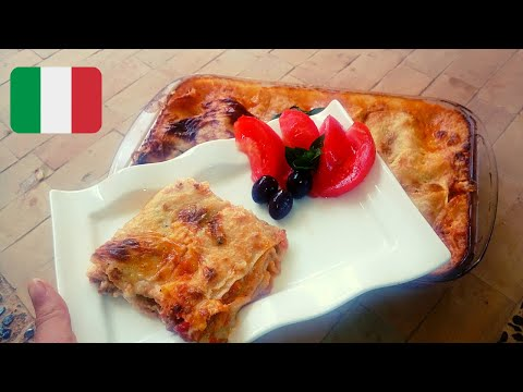recette-de-lasagne-bolognaise-maison-hyper-facile-et-rapide-لازانيا-بالبولونييز-سهلة-التحضير