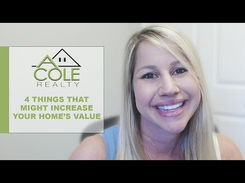 Angie Cole Realty | 4 Surprising Things That Might Make Your Home More Valuable