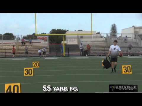 Devyn McCormick -Fall 2015 Kornblue Kicking Challenge- December 27, 2015