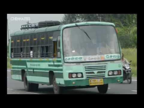 History of Chennai City
