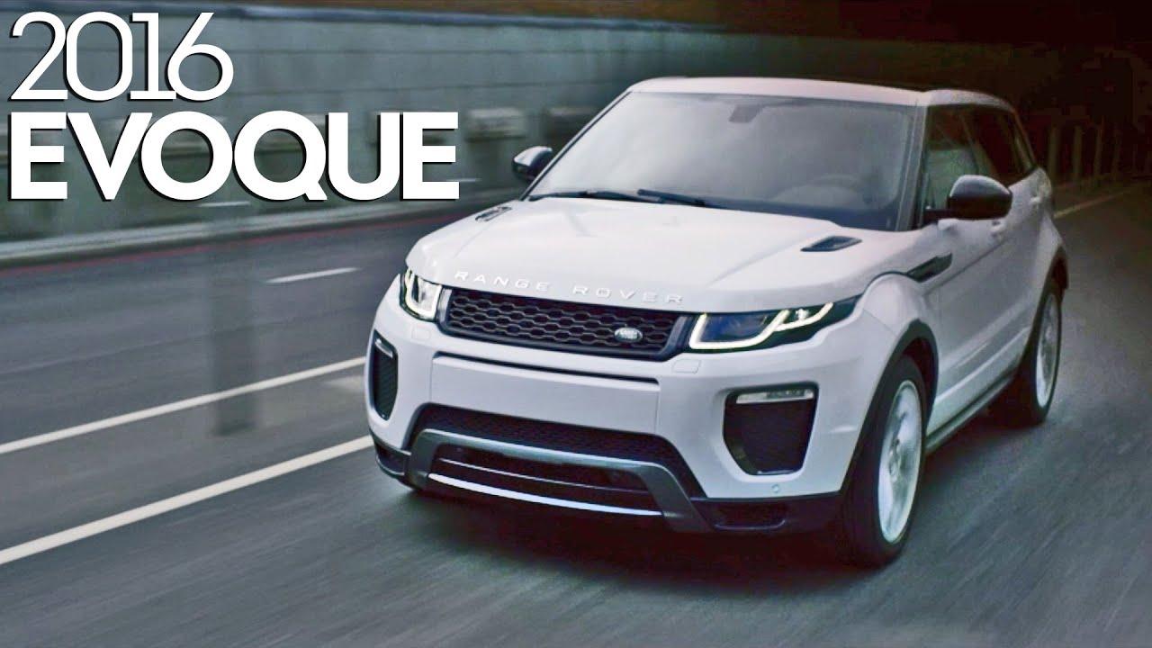 2016 Range Rover Evoque Youtube