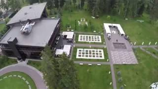 Загородный бутик-отель для свадьбы в Подмосковье
