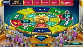 POP!Slots Casin Heist BELLAGIO LAVA LINK TRIGGER+Bonus