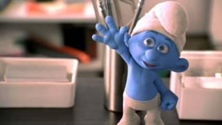 Os Smurfs (3D) | Trailer 3 Dublado
