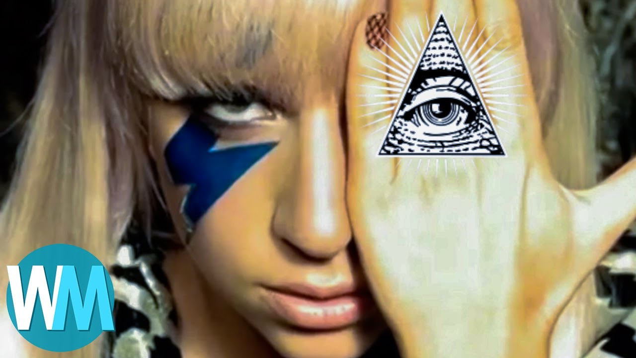 Famous Celebrities Who Are Apparently Illuminati Members