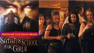 Satan's School for Girls - Witchcraft Cult Horror Movie