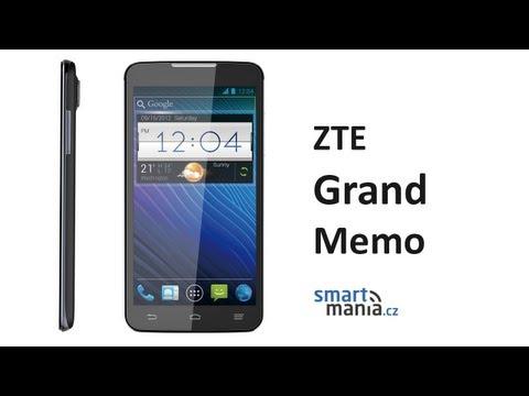 ZTE Grand Memo a ZTE Grand Memo LTE