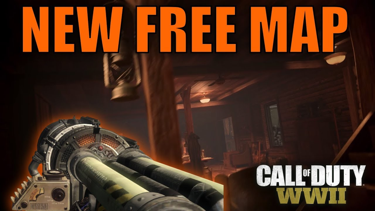 Call Of Duty Free Maps on