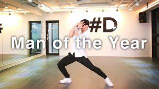 Leroy Sanchez - Man of the Year /HweRae Choreography (#DPOP Studio)