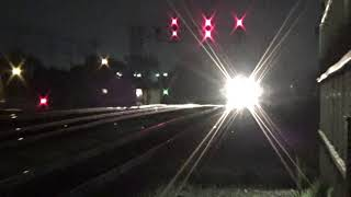 Amtrak #4 Southwest Chief arrival at Fullerton station 2018-11-17