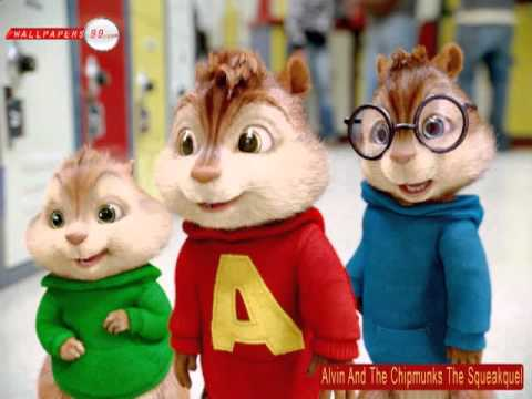 Alvin & The Chipmunks-Pokemon Theme Song